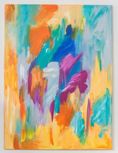Acryl-Leinwandbild: Licht und Farbe