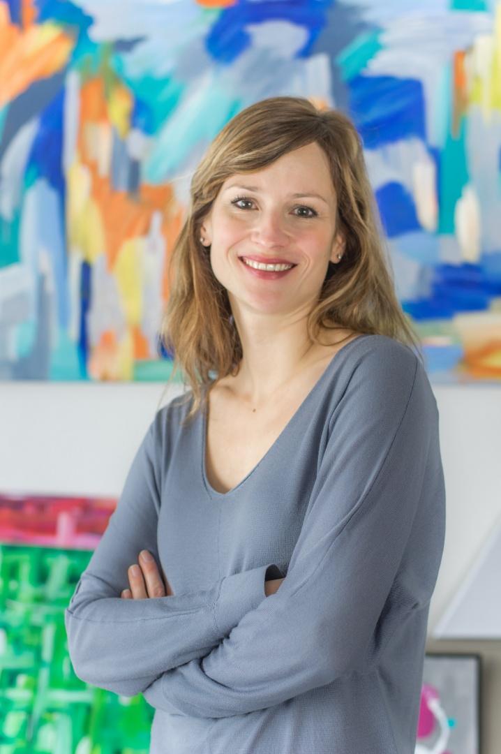 Stephanie von der Neyen-Kunst-und-Interior-Fan