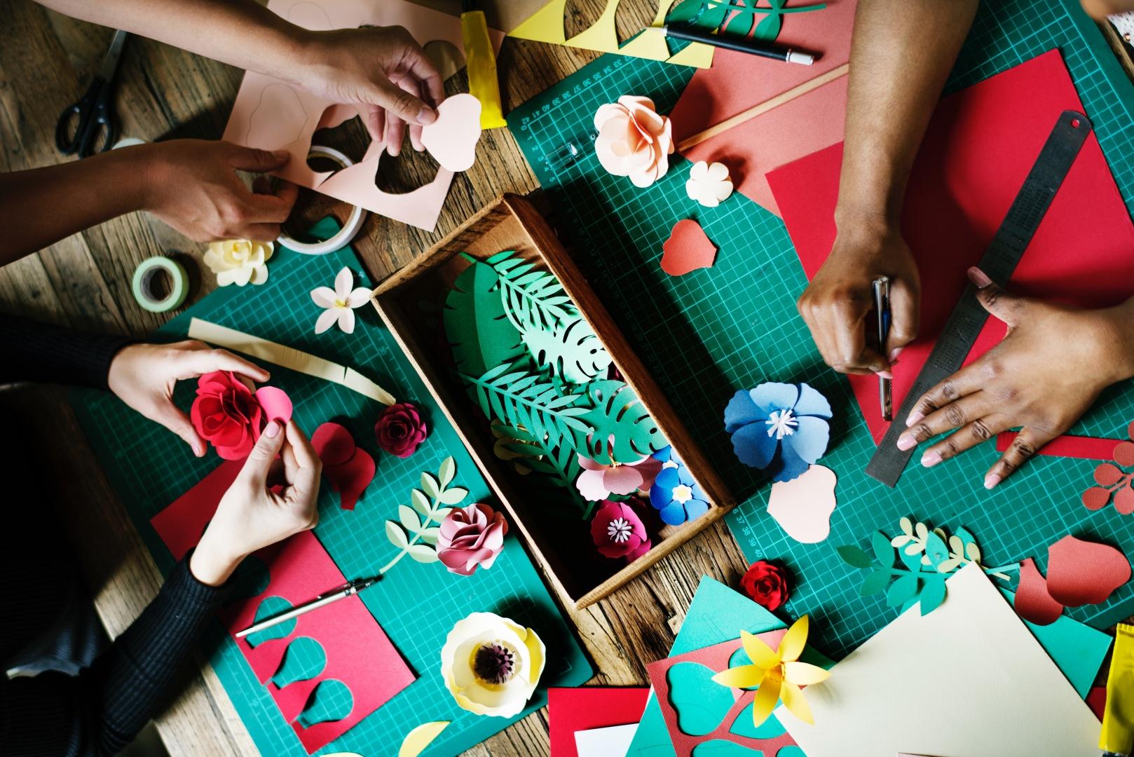 DIY und Kunsthandwerk: Wir suchen einzigartige, individualisierbare, hangemachte Produkte
