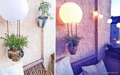 DIY – SOLAR HEIßLUFTBALLON